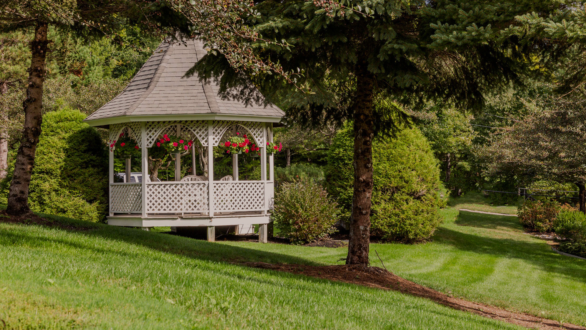 Gazebo at the Ridges