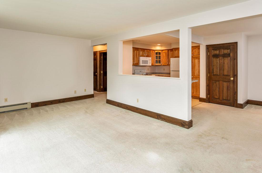 Luxury apartments with plenty of room